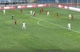 فيديو.. المنتخب الأولمبي يسقط أمام البحرين