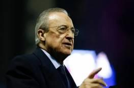 بيريز يحدد خارطة طريق ريال مدريد للمستقبل