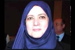شمس البارودي بحجابها الكامل رفقة زوجها بظهور نادر (صور)