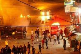 إصابات خلال مواجهات مع الاحتلال في بيتا