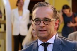"""وزير الخارجية الألماني يزور اليوم إسرائيل لتحذيرها من """"الضم"""""""