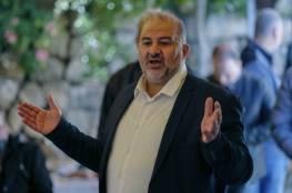 عباس: المجتمع العربي ينال ما يستحق بعد أزمات ومصاعب