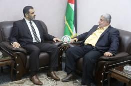 غزة: النائب العام ومساعد مدير عام الأمن الداخلي يؤكدان على تعزيز بيئة اتصال مشتركة