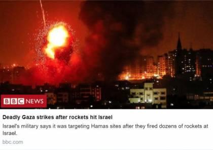 BBC ترضخ لاسرائيل وتغير عنوانها بشأن قتل الام خماش وطفلتها