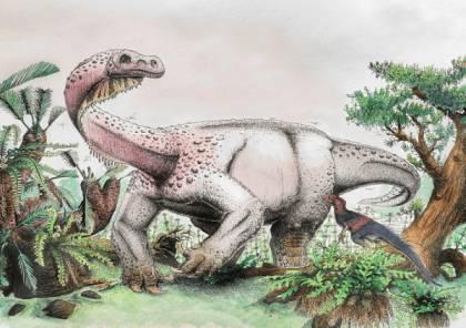فيديو ..اكتشاف أكبر مخلوق عاش على الأرض قبل 200 مليون عام