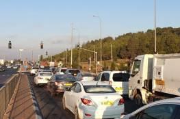 800 سيارة بالقافلة الاحتجاجية لفلسطيني 48 تواصل سيرها باتجاه القدس