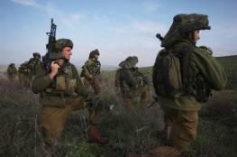مناورات إسرائيلية بالضفة لثلاثة أيام