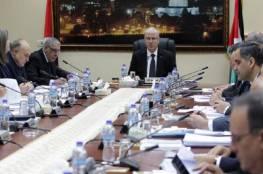 """حكومة التوافق تدرس """"التقاعد المبكر"""" لقوى الأمن و 1500 اسم مبدئيا من غزة"""