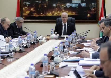 الحكومة : حماس تتراجع عن المصالحة وتنسف جهود انهاء الانقسام