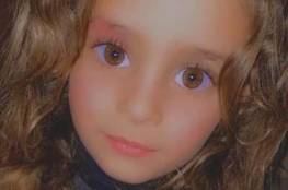 تشييع جثمان الطفلة قراعين التي أصيبت برصاصة طائشة