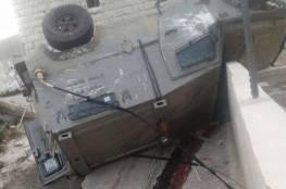 صدمة: الاحتلال يطالب ذوي شهيد قضى دهساً بالتعويض عن الأضرار التي لحقت بالجيب العسكري