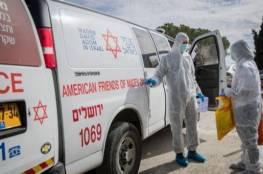 9 حالات وفاة و962 إصابة جديدة بكورونا في إسرائيل