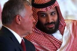 ولي العهد السعودي يناقش مبادرته الجديدة مع الملك عبد الله الثاني