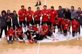 مصر تتأهل لنصف نهائي كرة اليد في  أولمبياد طوكيو