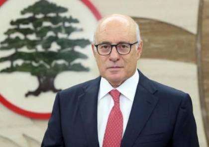 وزير العمل اللبناني: تقديم كل التسهيلات لحصول الفلسطينيين على أجازات عمل