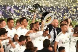 ريال مدريد ملزم بدفع مبلغ مالي بعد تتويجه بالليجا