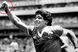 أشهر هدفين في تاريخ كرة القدم من توقيع مارادونا (فيديو)