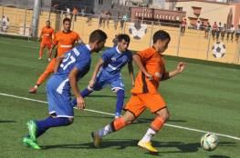 جدول مباريات الجولات القادمة من دوري غزة
