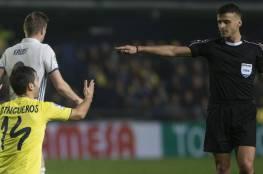فياريال يقدم اعتذاراً رسمياً لطاقم تحكيم مباراته أمام ريال مدريد