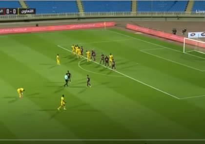 ملخص أهداف مباراة التعاون والفيصلي في الدوري السعودي
