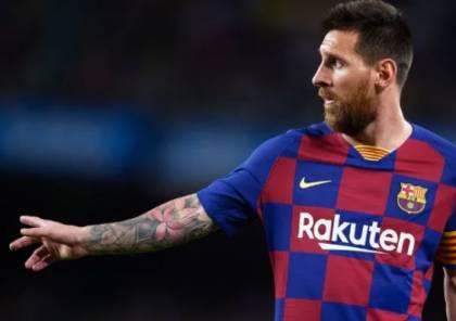 برشلونة يسعى لإبقاء ميسي مع النادي حتى نهاية مسيرته