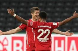 فيديو.. البايرن يحسم لقب كأس ألمانيا برباعية مُبهرة