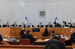 """العليا الإسرائيلية تنظر اليوم في 15 التماسا ضد """"قانون القومية"""" العنصري"""