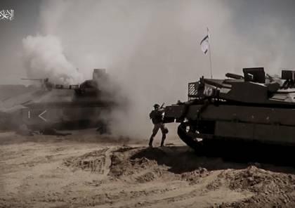 فيديو: القسام يوجه رسالة للاسرى الفلسطينيين.. إليك تفاصيلها