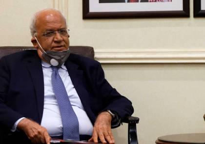 الرئاسة تتابع حالته عن كثب.. وزيرة الصحة توضح تطورات الحالة الصحية للدكتور صائب عريقات