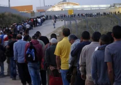 إسرائيل تدرس إمكانية السماح لآلاف الفلسطينيين المبيت فيها قبل فرض حصار على الضفة