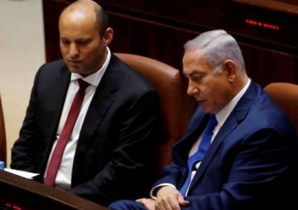"""نتنياهو يعين بينيت وزيرا للحرب ويدفع لـ""""انتخابات شخصية"""""""