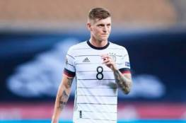 قرار مثير من كروس بعد هزيمة ألمانيا أمام إنجلترا في يورو 2020