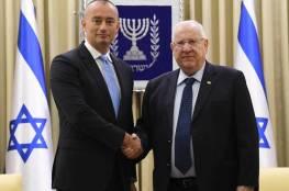 ما الذي جرى في لقاء ميلادنوف مع الرئيس الاسرائيلي ريفلين حول غزة؟