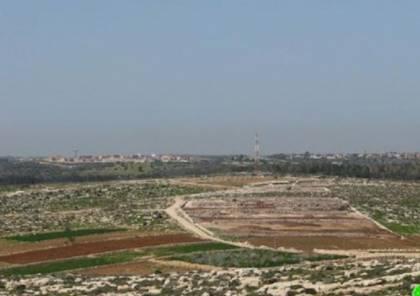 الضم الصامت.. إسرائيل تستولي على 6011 دونماً من أراضي المواطنين بالقوانين العنصرية