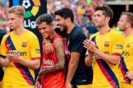 برشلونة يُقرر الإبقاء على كوتينيو