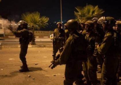 الاحتلال يطلق النار صوب 3 شبان شرق مدينة رفح جنوب القطاع
