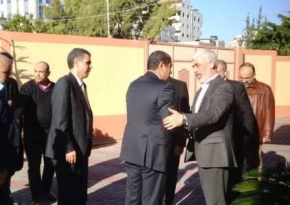 الوفد الامني المصري يؤكد من غزة : معبر رفح سيعمل في الاتجاهين قريبا