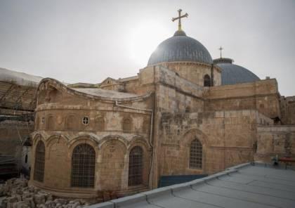 كنيسة القيامة تُعيد فتح أبوابها للمؤمنين مع الالتزام بإجراءات السلامة