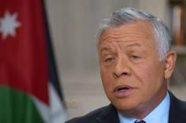 ملك الاردن: امريكا مدركة لأهمية العمل مع الفلسطينيين والإسرائيليين لإعادتهم للحوار