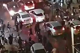 بث لقطات مباشرة عبر تلفزيون إسرائيلي لعملية التنكيل بفلسطيني (فيديو)
