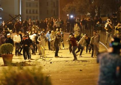 اشتباكات وإصابات ببيروت تسبق مشاورات لتسمية رئيس الوزراء