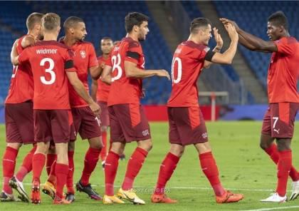 فيديو.. ألمانيا تتعادل أمام سويسرا