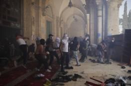 مدير المسجد الأقصى : نحن الآن في ساحة حرب