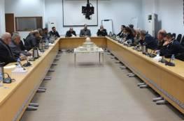 غرفة عمليات مشتركة لتنفيذ قرار منع إدخال المنتجات الإسرائيلية
