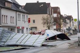عواصف تضرب اوروبا وتوقع 8 قتلى