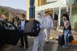 بدء عودة المحجورين في الأردن إلى الضفة وتشغيل المستشفى التركي بغزة