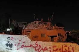 الجبهة والجهاد: هدم الاحتلال منزل الأسير البرغوثي جريمة لن تخمد نيران المقاومة