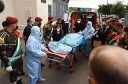 وصول جثمان القيادي الفلسطيني صائب عريقات لمستشفى الاستشاري في رام لله