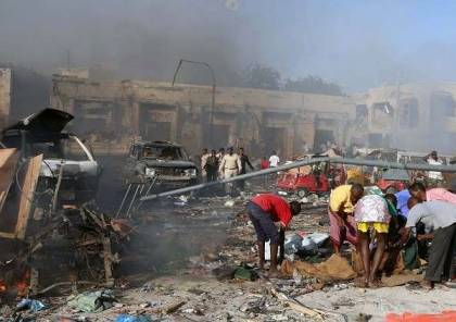 قتلى وجرحى بانفجار قنبلة في الصومال بأول أيام العيد