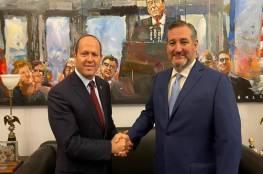 عضو الكنيست الاسرائيلي عن الليكود نير بركات يبدأ حملة الترويج لنفسه بأمريكا